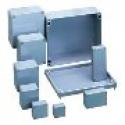 Алюминиевые корпуса AL и принадлежности