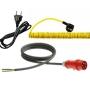 Спиральные кабели, удлинители, шнуры с разъёмами